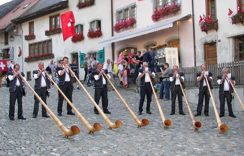 Fribourg folklore